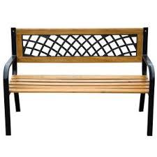 Outdoor Modern Bench Outdoor Benches
