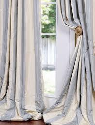 Thai Silk Drapes Faux Silk Taffeta Pink Drapes Curtain Blog