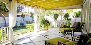 roof covered decks stunning roof over deck cost find this pin