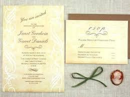 scroll wedding invitations sanbenito co