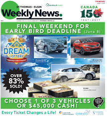 St Thomas June 1 By St Thomas Elgin Weekly News Issuu