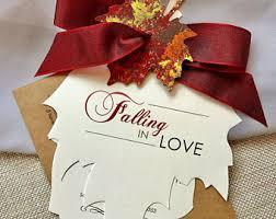 autumn wedding invitations falling in wedding invitation set fall wedding