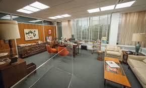 adultere au bureau mad copiez le bureau de don draper bureau vintage et déco