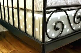 metal box spring bed frame queen size metal bed frame with hooks