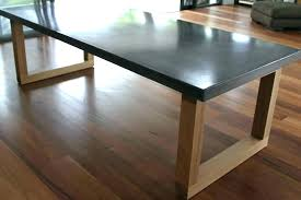 diy concrete dining table concrete top desk concrete table diy concrete table top amicicafe co