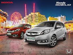 mobil honda mobilio 2016 honda mobilio launched in indonesia interior gets major