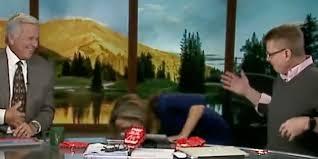 Challenge Vomit Natalie Tysdal Denver Newscaster Vomits On Live Tv After Trying