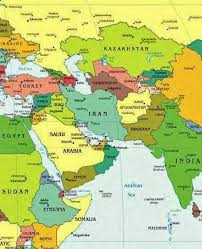 middle east map kazakhstan iran politics club iran political maps 11 middle east caspian