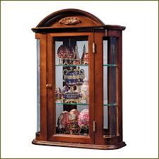 curio cabinet 41 exceptional built in curio cabinet image design