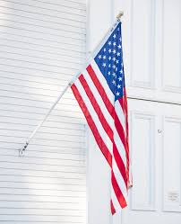 American Flag Wall Hanging Usa Flag Hanging Free Stock Photo Public Domain Pictures