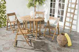 Patio Table And 4 Chairs by Pat7000a Outdoor Home Furnishings Patio Sets 5 Piece Outdoor