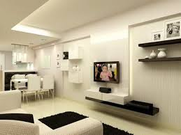 Alluring  Living Room Ideas Small House Design Decoration Of - Small kitchen living room design ideas