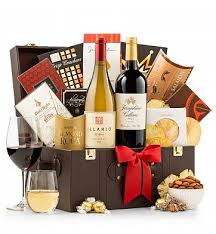 wine birthday gifts birthday gift chest wine baskets send happy birthday