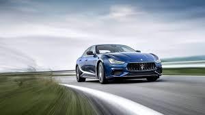 maserati sport 2018 2018 maserati ghibli luxury sports car maserati usa