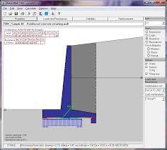 RetainWall A Retaining Wall Engineering Design Software - Retaining wall engineering design