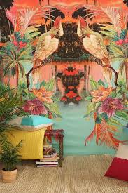 Tropical Decorations For Home 68 Best Bb U0027s Tropical Boho Images On Pinterest Spaces Home And