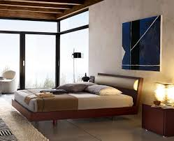Contemporary Bedroom Furniture Set by Modern Wood Bedroom Furniture Contemporary Style Bedroom Solid