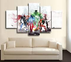 Home Decor Wall Paintings Compare Prices On Print Avengers Online Shopping Buy Low Price
