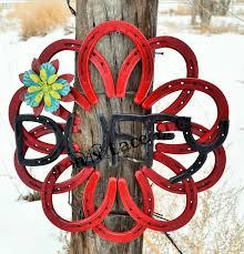 horseshoe wreath the 17 best images about horseshoe wreath on horseshoe