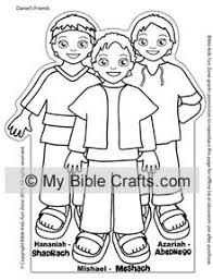 daniel bible lessons crafts activities printables