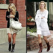 dresses with cowboy boots john u0027s blog space