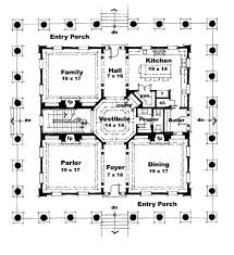 southern style house plan 3 beds 3 50 baths 4500 sq ft plan 64 143
