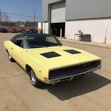 dodge charger for sale in indiana 1968 dodge charger for sale carsforsale com