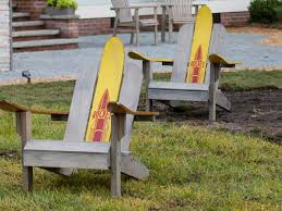 Extra Large Adirondack Chairs How To Build Upcycled Adirondack Chairs How Tos Diy