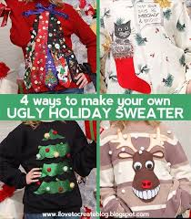 The Ugly Christmas Sweater Party - 49 best ugly christmas sweater diy images on pinterest ugliest