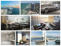 porsche design tower pool miami luxury real estate foreign buyers from dubai the uk and