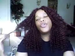 color 99j in marley hair freeetress deep twist 22 crochet latch hook braids color 99j