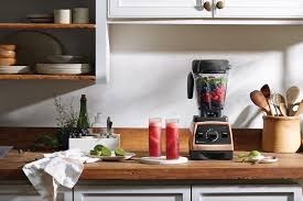 vitamix stays trend with copper appliance retailer