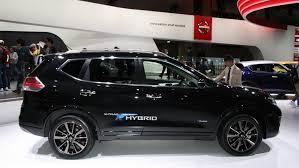 nissan hybrid 2015 2015 tokyo motor show nissan eco friendly x trail hybrid auto