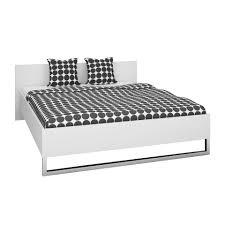Schlafzimmer Bett Metall Bett Style 180x200 Cm Weiß Dänisches Bettenlager