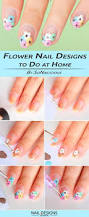 13 step by step tutorials how to do nail designs at home