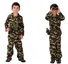 Kids Military Halloween Costumes Cheap Children U0026 39 Soldiers Costumes Aliexpress