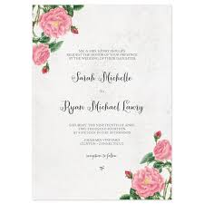 wedding invitation sle wording invitations sles carbon materialwitness co