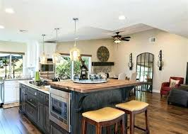 kitchen with island and breakfast bar breakfast bar kitchen island for eye catching kitchen gorgeous