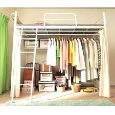 Bunk Beds With Wardrobe Loft Beds With Closets Upsite Me
