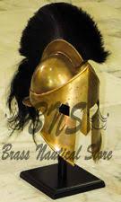 Spartan 300 Halloween Costume Medieval Helmet Ebay