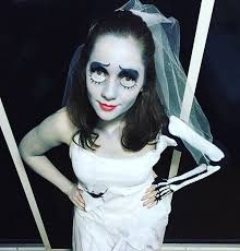 Corpse Bride Halloween Costume Cool Halloween Costume Ideas 2017