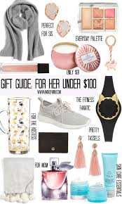 gift ideas for wife for christmas gift guide for her under 100 gift christmas gifts and holidays