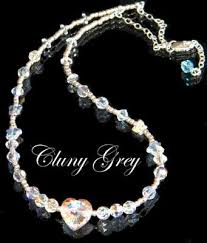 crystal necklace swarovski images Swarovski bridal jewelry swarovski crystal wedding jewelry jpg