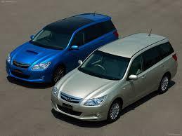 subaru minivan subaru exiga 2009 pictures information u0026 specs