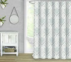 Neutral Shower Curtains Envogue International Frieda Shower Curtain 72 X 72