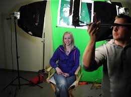 green screen photography how does green screen work videomaker