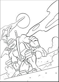 ninja turtles coloring pages kids archives teenage mutant free