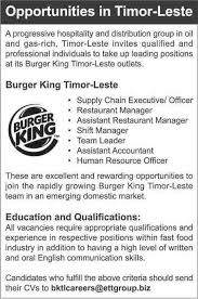 Example Of Resumes For Jobs by Chic And Creative Burger King Resume 7 Burger King Resume Jobs