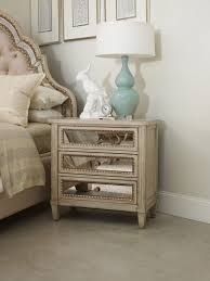 Discount Nightstand Furniture Mirrored Nightstand Cheap To Added Some Detail To Your
