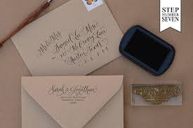 wedding invitations how to address return address on wedding invitation return address on wedding